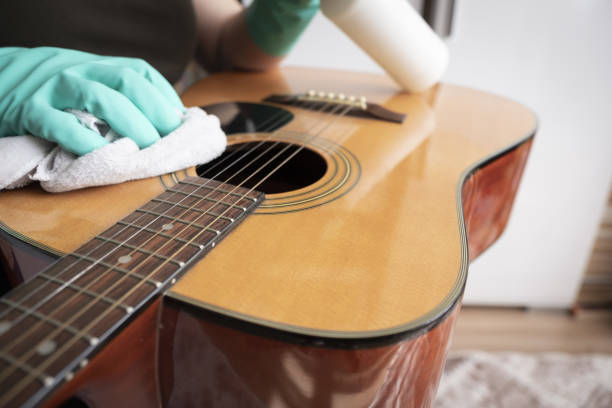La place de la guitare dans le monde de la musique