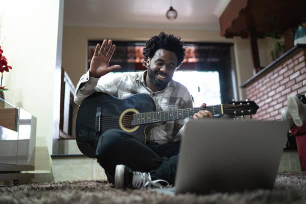 Avantages du cours de musique en ligne